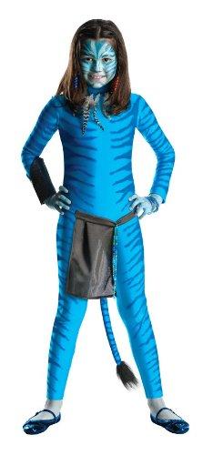 Avatar Für Kostüm Kinder (Avatar Neytiri Kinder,)