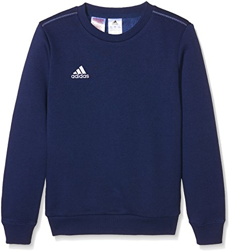 adidas Kinder Sweatshirt Coref SWT to y, Dark Blue/White, 140
