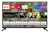 Smart TV 43''LED, CHiQ U43H7L,UHD, 4k, HDR10, WiFi,Bluetooth, Vidéo Youtube, Netflix 5,1.