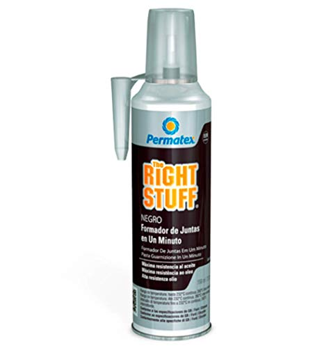 Permatex The Right Stuff Noir 1 minute Joint Maker