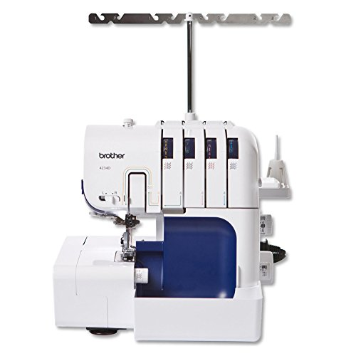 Surfileuse Brother Overlock 4234D 4 fils