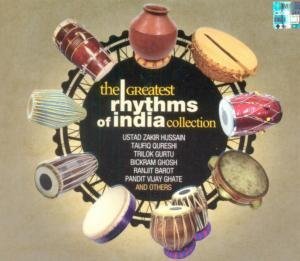 THE GREATEST RHYTHMS OF INDIA COLLECTION Karim Collection