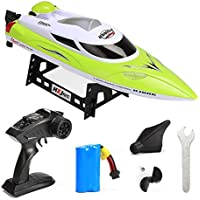 2.4G High Speed Reaches 35km/h Boat with Remote Control and Cooling Water System - Compare prices on radiocontrollers.eu