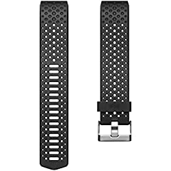 FitBit FB160SBBKS Charge 2 Sports Accessory Band - Black/Small