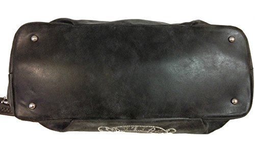 Unbekannt, Borsa tote donna ca. 44,5 x 18 x 32 cm (LxBxH) Schwarz (verwaschen)