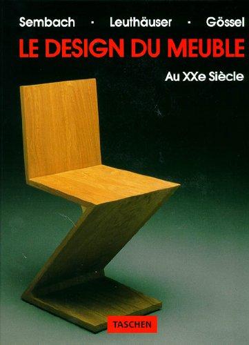 Le design du meuble au XXe siècle