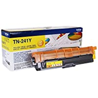 Brother TN-241Y -  Toner Jaune 1400 Pages