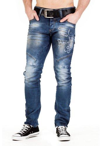 Preisvergleich Produktbild REDBRIDGE by CIPO & BAXX Jeans RB-3005 33 / 34