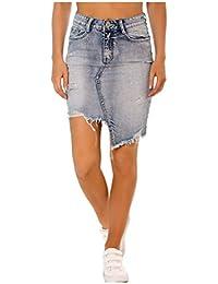 Nina Carter Jeans Femme Slim Regular Bootcut Skinny - Pantalon et Jupe  Stretch Denim du 34 357fd89ce06f