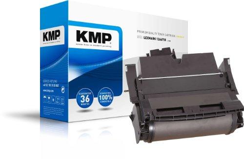 KMP L-T15 Tonerkartusche (ersetzt 12A6735) black - 12a6735 Tonerkartusche