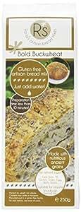 Rana's Artisan Bold Buckwheat gluten free bread mix (pack of 4)