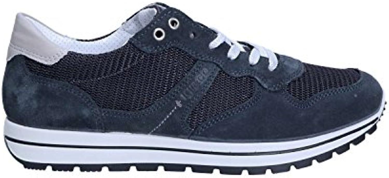 Igi&Co 1121 Zapatos Hombre Azul 46  -