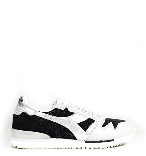 Diadora Sneakers Heritage Wildleder Damen 2011705890180013 Schwarz pwdxfqpE
