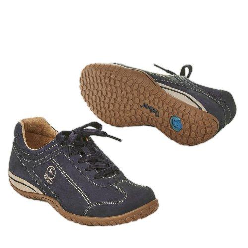Gabor Tote Damen Sneaker Blau