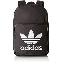 adidas DW5185, Mochila Unisex Adultos, (Negro), 24x36x45 cm (W x H x L)
