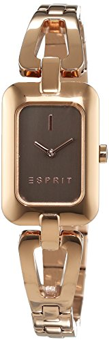 ESPRIT Women's Analogue Quartz Watch with Stainless Steel Bracelet – ES108512003
