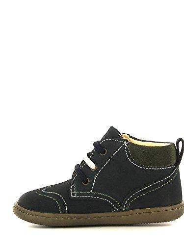 Primigi , Chaussures de ville à lacets pour fille - Blue scuro