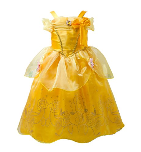 Beunique® Prinzessin Kleid Grimms Märchen Kostüm Cosplay Mädchen Halloween (Mädchen Für Märchen Kostüme Teenager)