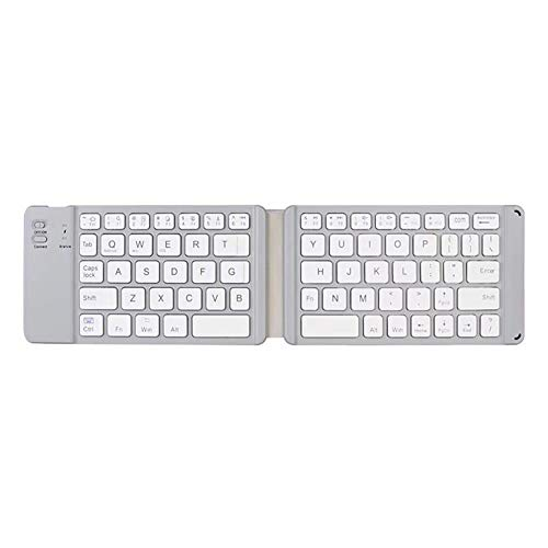 LZDseller01 Teclado Bluetooth Plegable