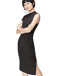 FIND Vestido Asimétrico para Mujer