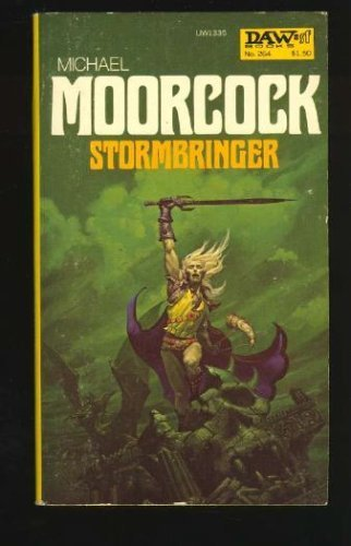 Cover of Stormbringer (Elric Saga 10)