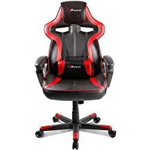 arozzi milano gaming chair red