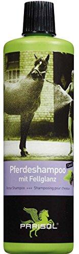 Parisol Kräuter Shampoo für Pferde mit Fellglanz, 1000 ml Pferdeshampoo mit Fellglanz