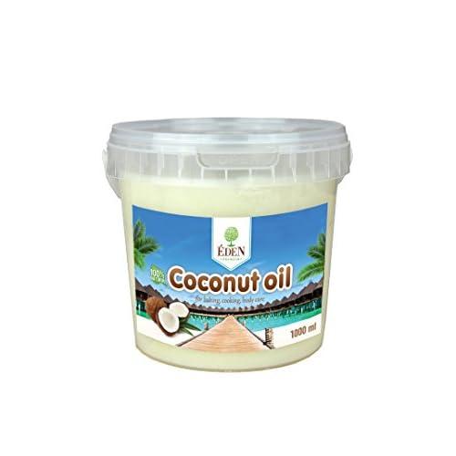 1000 Ml Premium Kokosl Coconut Oil Im Eimer Beste Qualitt Aus Indonesien