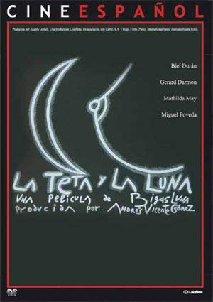 Die Titte und der Mond / The Tit and the Moon ( La Teta y la luna ) ( La Teta i la lluna ) [ Spanische Fassung, Keine Deutsche