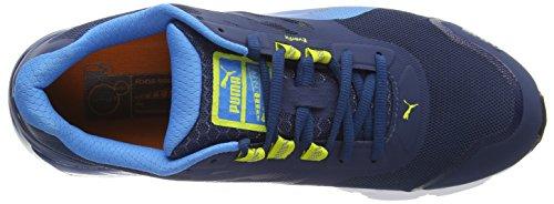 Puma Faas 500 Support V2 Herren Trainieren/Laufen Blue (Poseidon-Cloisonne-Sulphur Spring)