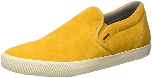 Geox Herren U Smart A Low-Top Gelb (CURRYC2021)