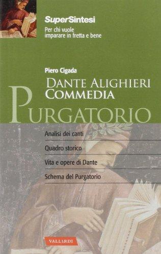 Dante Alighieri. Commedia. Purgatorio