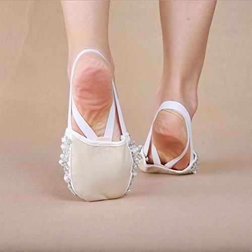 De Dança De Festa Presente Prática Broca 2 De Para Do Do Sapatos Palmilha Wgwioo Ventre Mulheres Bailado Natal Traje Grande Ow5xf5E6