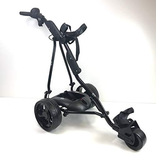 Powerhouse - Carrito de Golf eléctrico (Litio), Negro