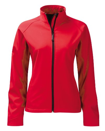 Paroh, SS2L1, Panacea SS2L1 Bernstein piccolo Softshell Jacket Layer 2-rosso