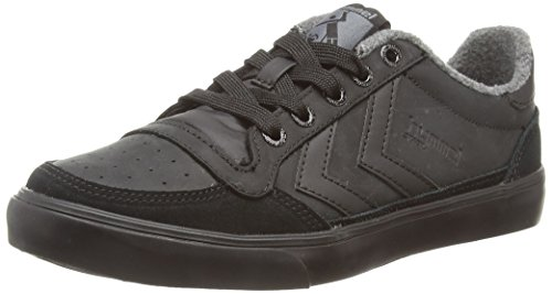 Hummel - Stadil Oiled Lo, Sneakers, Unisexe Nero (noir 2001)