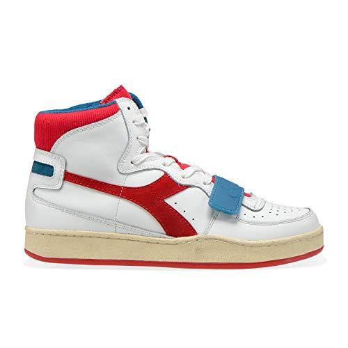 Diadora - Sneakers MI Basket Used für Mann und Frau DE 44