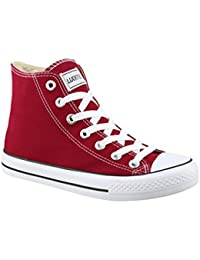 Elara – Unisex High Top Sneakers – Zapatos de Deporte ...