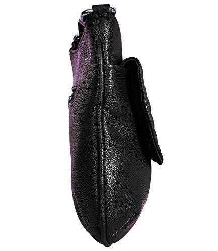 Fantosy Black women slingbag(BLACK)(FNSB-129)