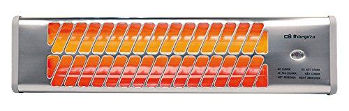 Orbegozo BB 5000 Estufa de Cuarzo de Baño