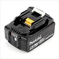 Makita BL1850B 18 V 5.0 Ah Li-ion LXT Battery Pack