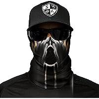 Bandala SA Company SA Fishing Face Shields de calidad, pañuelo multifunción textil con SPF 40, máscara protectora, shadow