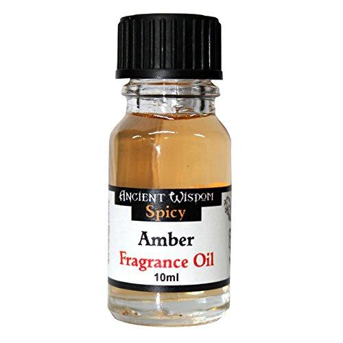 Huile Parfumée 10ml - Ambre (Epicée)