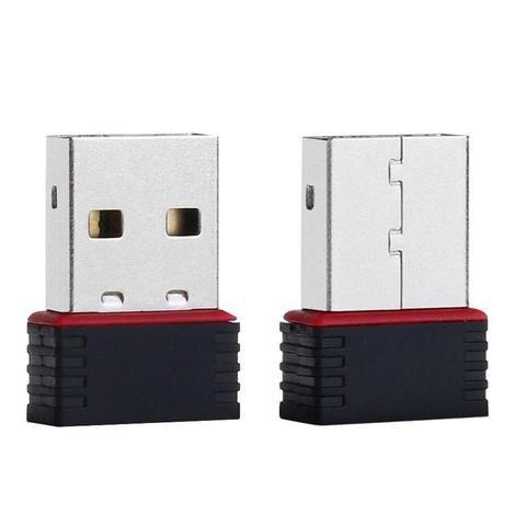 CT Nano Wireless USB Adapter 150M Blister Pack (wl-usb-nano-150) Adapter Blister Pack