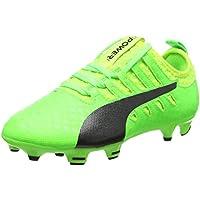 Puma Evopower Vigor 1 FG Jr, Chaussures de Football Mixte Enfant