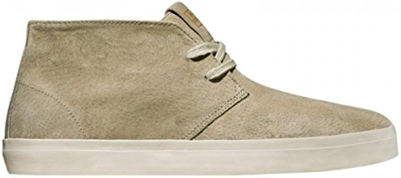 Globe Skateboard Schuhe Nullarbor Safari/Cement Puzzle  Billig und erschwinglich Im Verkauf