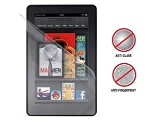 "iMyth Amazon Kindle Fire HD 7"" Anti-Glare (Matte) /Anti-Fingerprint Screen Protector & Retail packed with Cloth and Application Card (pack of 5)"