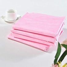 Juego de 20 sábanas desechables, impermeables, antiaceite, para salón de belleza, cama