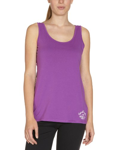 ESPRIT SPORTS Damen Top, D88502 Violett (wildflower purple 518)