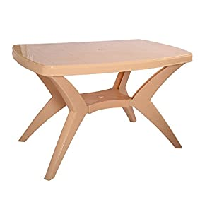 Cello Proline Dining Table (Marble Beige)